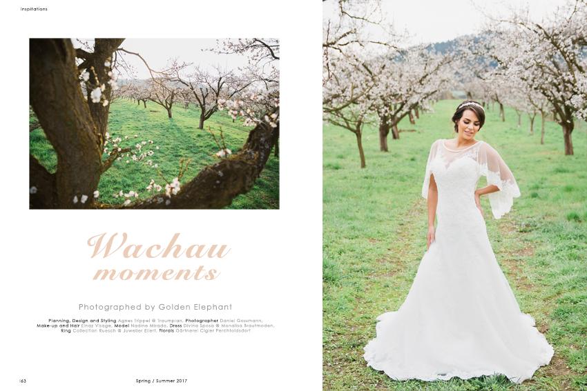 Hochzeit Golden Elephant Nadine Mirada Elnaz Vasseghi Traumplan Agnes Trippel Wachau Österreich 01